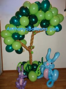 Anthony's Balloons