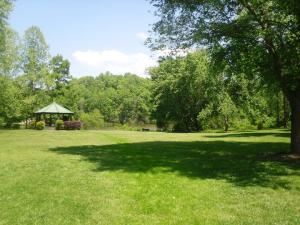 City of Mountain Park, Roswell — We have an expansive green space with a gazebo and sheltered picnic tables perfect for outdoor weddings, corporate events and private parties.