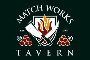 Match Works Tavern, Mentor — See www.matchworkstavern.com for the perfect party venue.  We cater specifically to our guests taste!  Our Chefs are versed in an array of cousines and cooking styles!