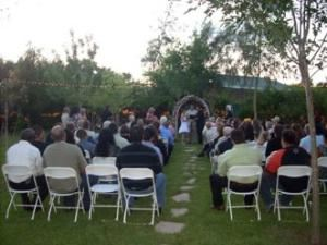 Groves at Greenfield- All Day Use Wedding and Reception Package Starting at $2400, The Groves Wedding Garden and Reception Center, Mesa