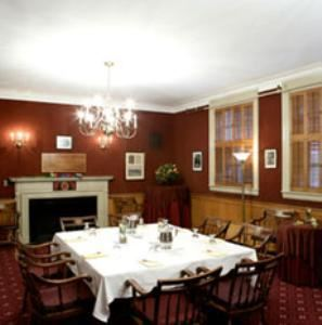 Main Clubhouse - Saltonstall Room, Harvard Club of Boston, Boston