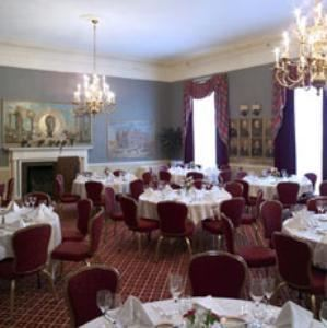 Main Clubhouse - Aesculapian Room, Harvard Club of Boston, Boston