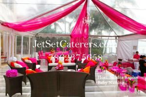 Jet Set Caterers, Miami