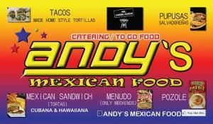 Andy's Mexican Food
