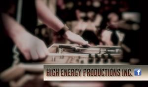5 Hour DJ Services, High Energy Productions, Victorville
