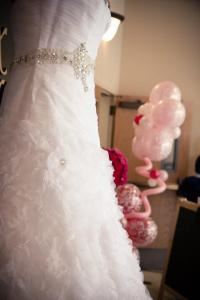 Sueño Celebrations, Bellingham — This is a Christina Wu wedding gown.