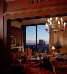 Downtown Club - Miller Room, Harvard Club of Boston, Boston