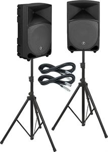 Small Speaker System Package, AST Pro Events, Lakeland — Mackie 12inch