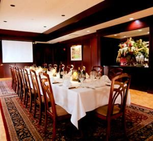 Morton's The Steakhouse - Denver, Denver — Morton's Private Boardrooms