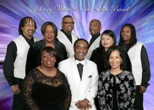 Johnny White & The Elite Band