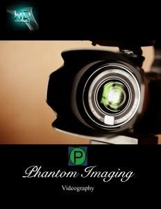 Phantom Imaging Videography, Woodbridge — The wonderful world of cinema.