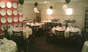 1/2 or Full Day Lunch Package - Small Meetings, Rehearsal Dinners, Intimate Weddings, Baby Showers, Villari's Banquets, Bistro, Bar & Grill, Palmyra — 50th Birthday Party