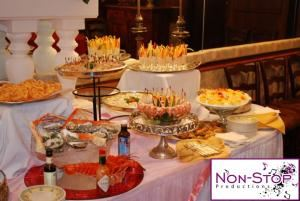 Non-Stop Productions - Catering