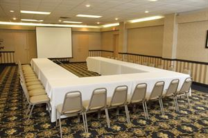 Banquet and Meeting Space, Baymont Inn & Suites Kokomo, Kokomo — Room 1
