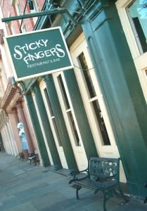 Sticky Fingers - Charleston, Charleston
