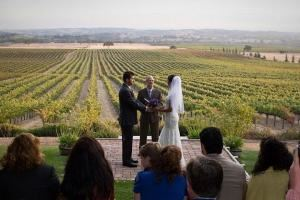 Marriage With Meaning Paul Howell, Officiant, Morro Bay — Still Waters Winery, Paso Robles