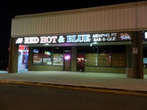 Red Hot & Blue - Gaithersburg, Derwood