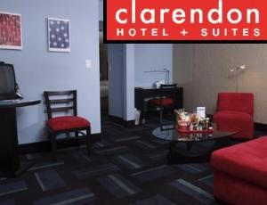 Conference Room 1-4, Clarendon Hotel & Suites, Phoenix
