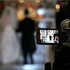 The V.I.P. package Video including photos only $999, October wedding special 5 hours spectacular photography, 4 hours expert DJ, & ceremony video $999