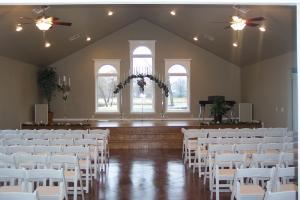 Chapel, Arrow Springs Chapel & Banquet Hall, Broken Arrow