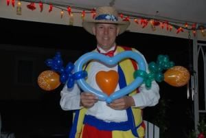 1 Hour Small Party from Ziggy, A+ Service - Ziggy's Entertainment - Clown/DJ/Magic/Balloon Art/Caricature/Face Paint/Stilt Walker, Athens