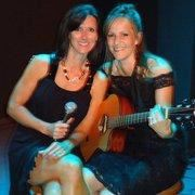 Onyx2, West Des Moines — Susie Robus Winegardner and Denise Forney, of Onyx2 - provide classy, acoustic singing entertainment for your event.   If you want beautiful, background music that all your guests will enjoy, contact them today for their music services.