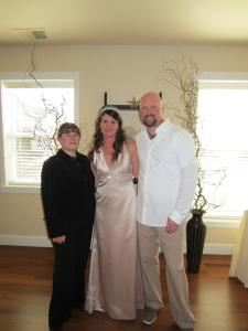Theme Ceremony, Loving Vows By Rev. Michels, McMinnville — Lincoln City, Beach house, 4-21-2012