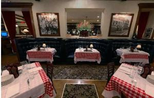 Dining Room, Maggiano's Little Italy - Buckhead, Atlanta