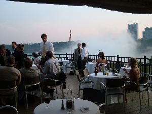 Top Of The Falls Restaurant, Niagara Falls