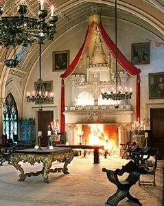 Belcourt Castle, Newport — Belcourt Castle creates the magic for your event. 