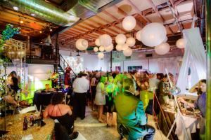 Studio, Zen, Greenville — Studio during Moonlight and Magnolia Fundraising Event - Keith J. Carson Photography