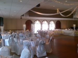 banquet hall, St Gregory of Narek Cultural Hall, Cleveland