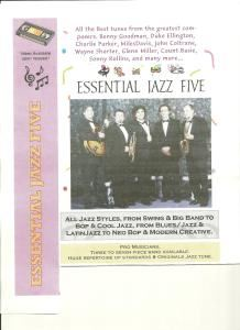 Essential Jazz Five