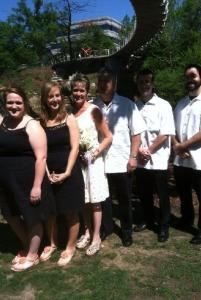 Scarlet and Rhett Ceremony (Unlimited Guests), Weddings-By Lisa, Fountain Inn