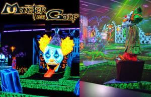 Monster Mini Golf - Union