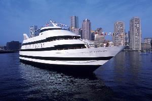 Spirit of Boston, Boston — Step aboard our sleek ship and suspend reality for a few hours. You'll be pampered and entertained. Served bountiful food and drink. And be treated to one breathtaking view after another. It's a dazzling good time and the most exciting way to see the city.