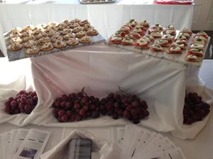 Passed and Stationary Wedding Package, Impressive Catering Services, Old Saybrook — Package