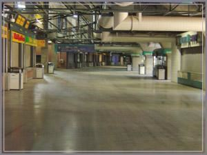 Upper Concourse, Chase Field - Home of the Arizona Diamondbacks, Phoenix
