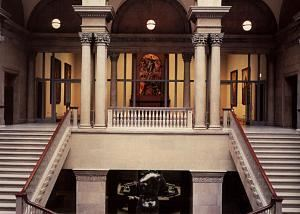 Grand Staircase, The Art Institute of Chicago, Chicago