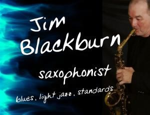 Jim Blackburn Saxophonist, Punta Gorda