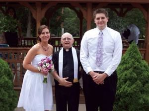 A Wedding Your Way, Rev. Donald Brislin, Meadville