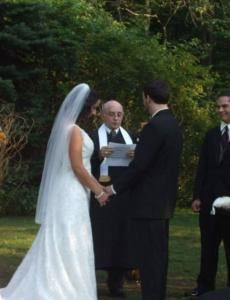 Wedding Ceremony Package, Rev. Donald Brislin, Meadville