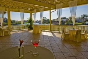 Terrace Patio, A La Carte Event Pavilion, Tampa