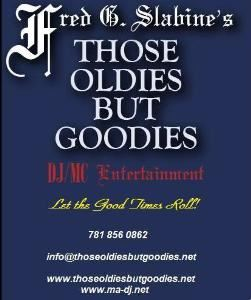 Those Oldies But Goodies DJ/MC Entertainment - Worcester