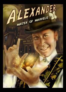 Alexander, Master of Marvels!, Portland — Pravate Parties~Corporate Events~Birhtdays~Community Events