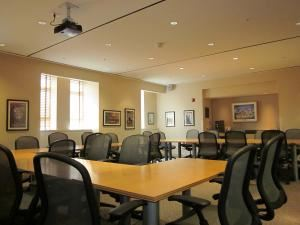 Conference Room, Orange County Regional History Center, Orlando