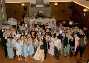 Regency Wedding Package, Harvey Branman, Burbank — Who was there?  Everyone!