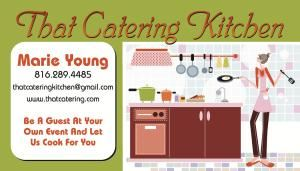 That Catering Kitchen. LLC