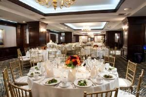 Inaugural Ballroom, The City Club of Washington, Washington — Great Space for a large meetings, receptions, holiday partys, etc
