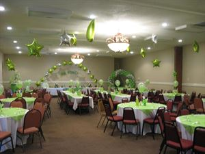 Deluxe Wedding/Party Package For 150-200 guests, CH Banquet Hall, Marietta
